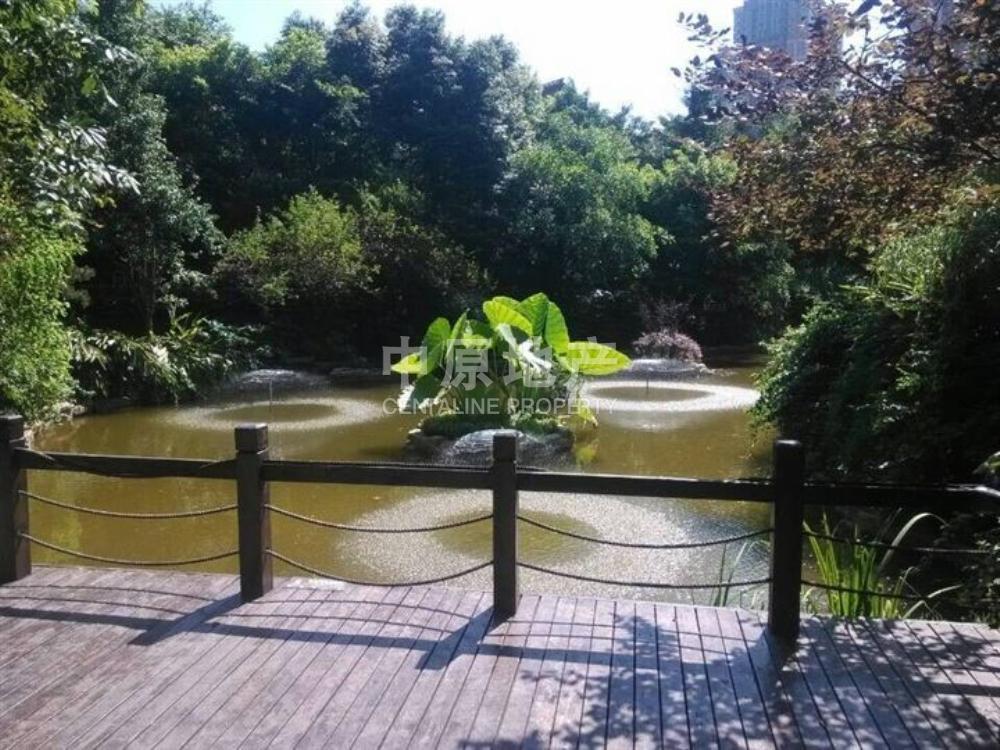 龙湖蓝湖香颂-花园