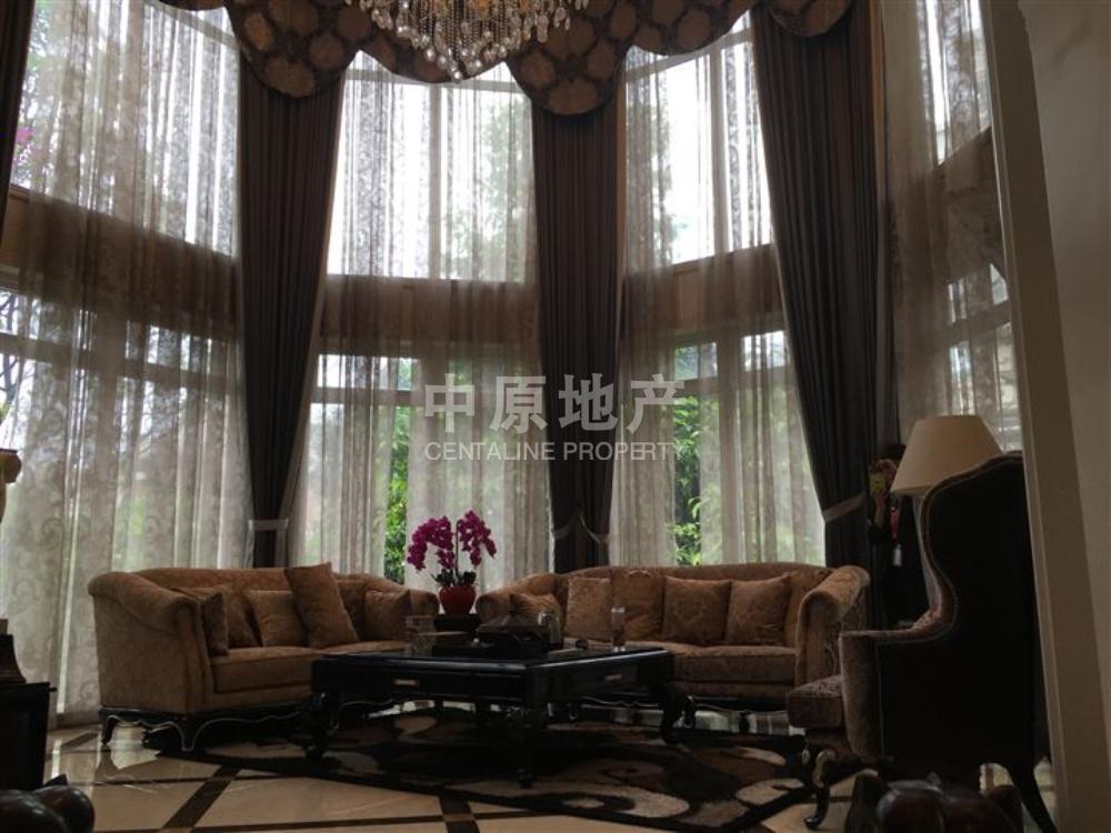 比华利豪园-客厅